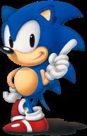 Sonic's 1991 version
